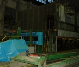 4400 mm Deckle Suction Former Paper Machine for waste based