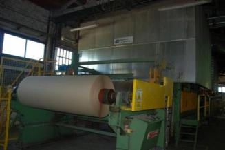 2260 mm deckle Vat Former Paper Machine with complete stock preparation for waste based fluting and test liner grades SOLD