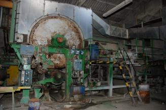 2040 mm Deckle MG Tissue Paper Machine in need of refurbishment SOLD