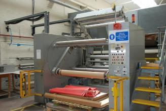1500 mm Paper Machine making 2 Ply Papers including Filter and speciality papers SOLD