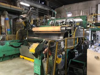 2500 mm Deckle Paper Machine - For conversion to make Packaging Grades