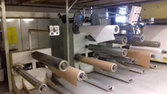 Hymmen Continuous Press Line