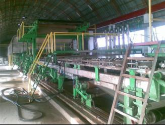 2900 mm Paper Machine producing 50 TPD Fluting and Testliner