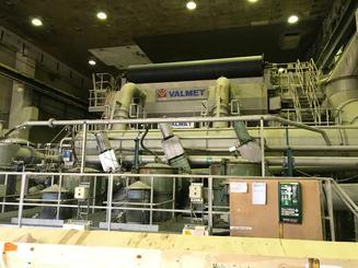6650mm Paper Machine originally supplied by Voith with Valmet rebuild SOLD
